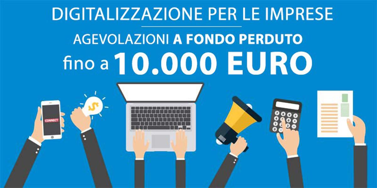 voucher digitalizzazione diecimila euro