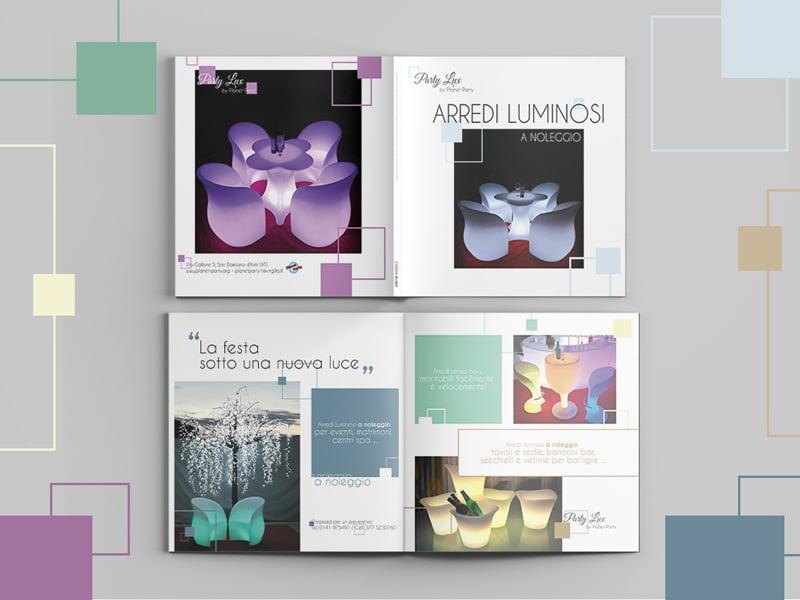 Realizzazione brochure