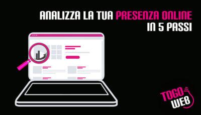 presenza online efficace