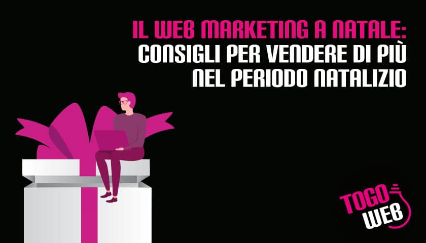 web marketing natale