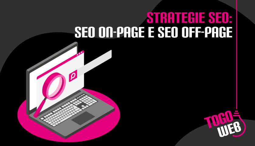 strategie seo onpage offpage
